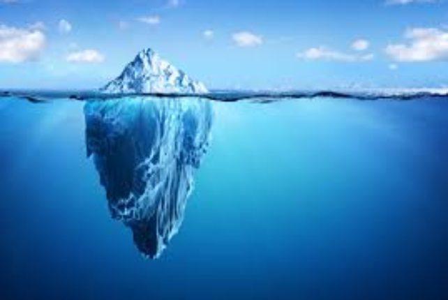 氷山の一角からの発見