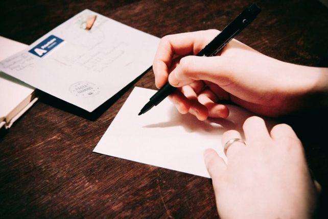 休眠客への手紙
